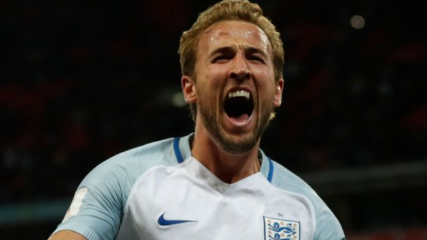World Cup: Harry Kane named England captain for Russia 2018 tournament
