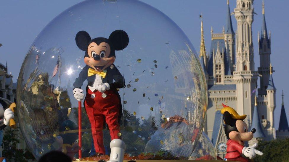 Cómo Las Películas De Disney Influyen En Nuestra Manera De Entender El Mundo Para Bien Y Para Mal Bbc News Mundo