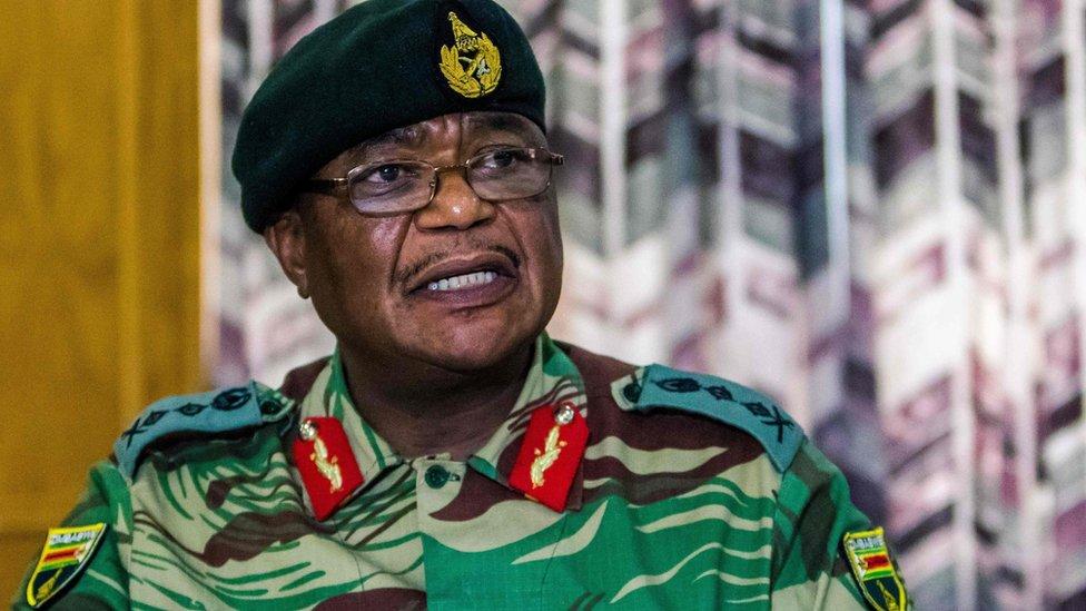 chiwenga, zimbabwe