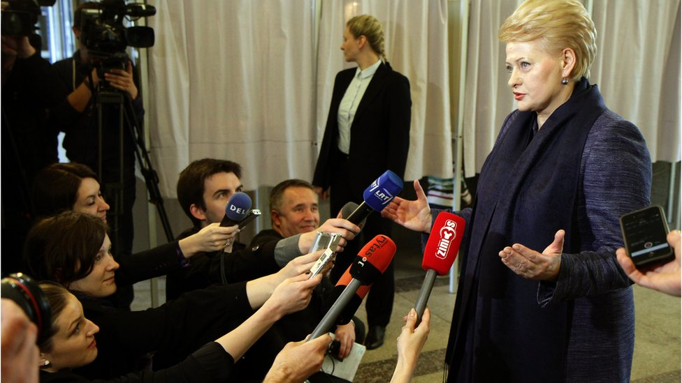 Lithuania media