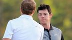 Spieth wants injured McIlroy at Open