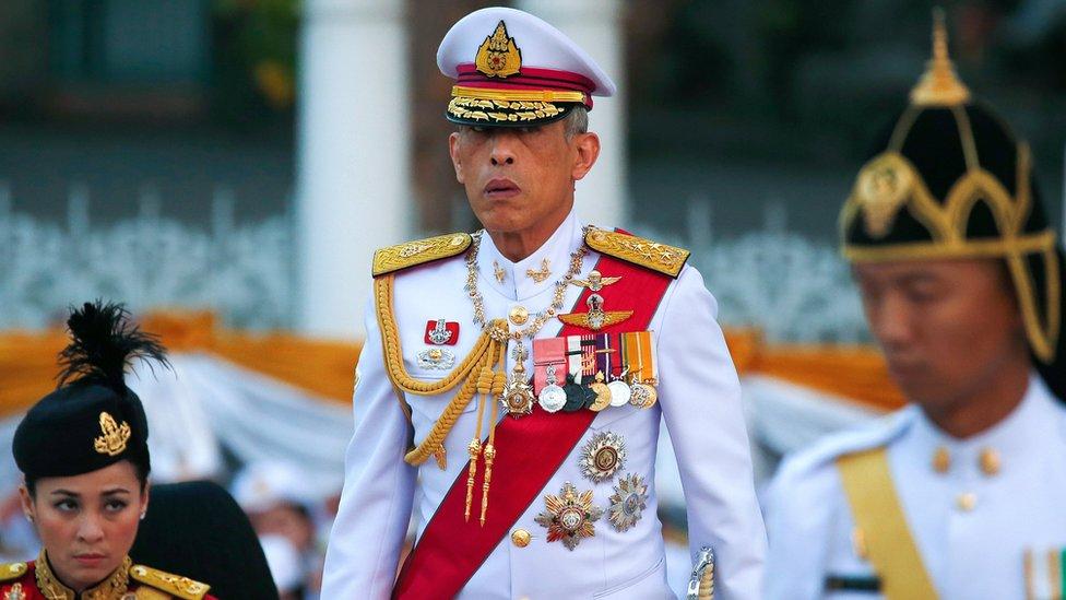 Thailand, Raja Maha