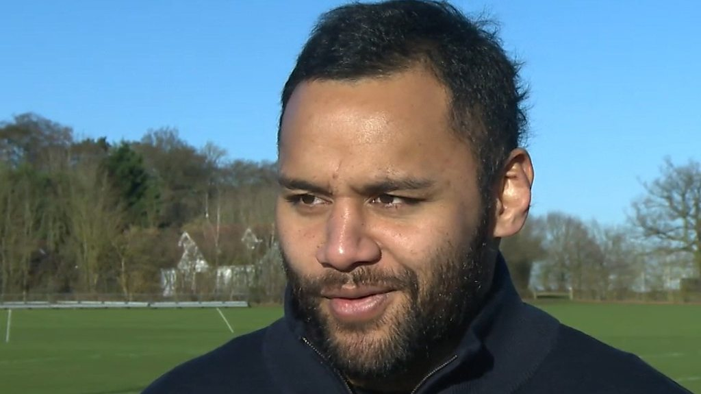 Billy Vunipola: I'm tired of being injured and training by myself