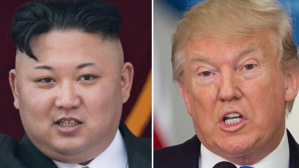 تصاعد الحرب الكلامية بين الولايات المتحدة وكوريا الشمالية