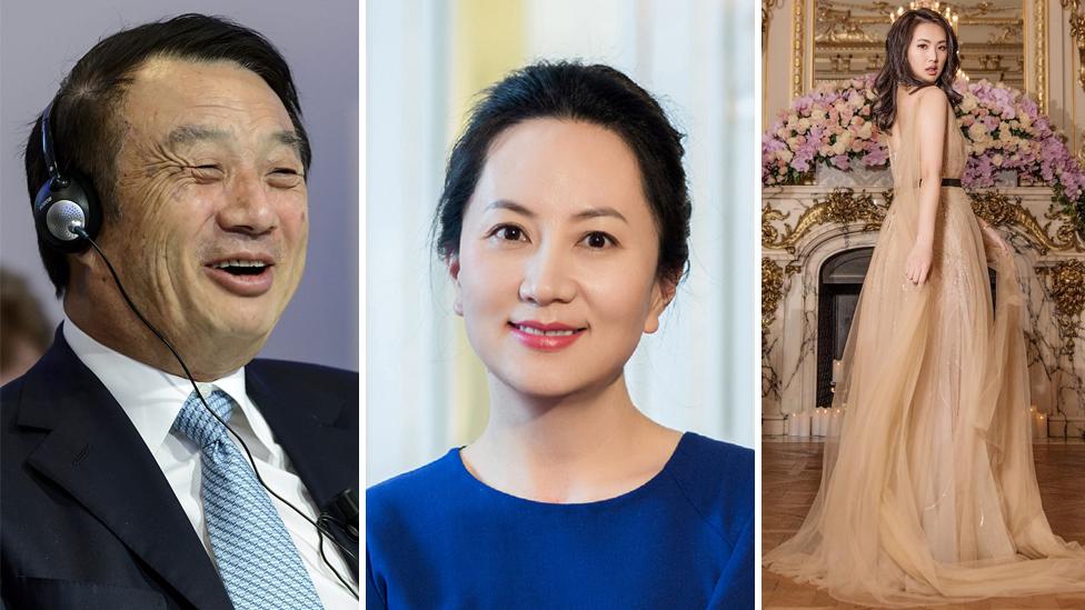 Huawei: cómo es la vida de la millonaria dinastía dueña del gigante tecnológico ...