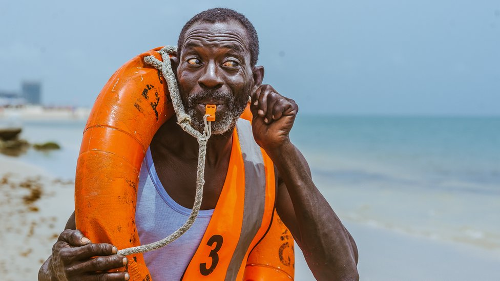 In pictures: The lifeguards of Lagos