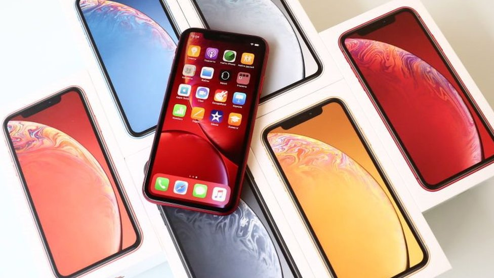 £36 iPhone XR ad criticised