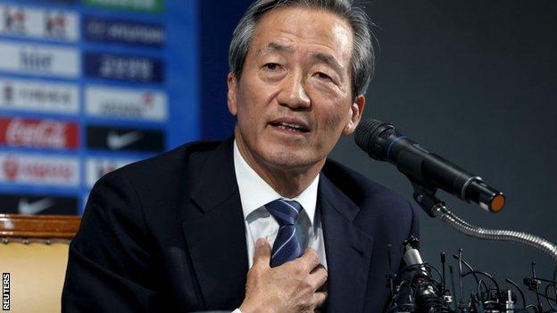 Dueño de Hyundai quiere ser presidente de la FIFA