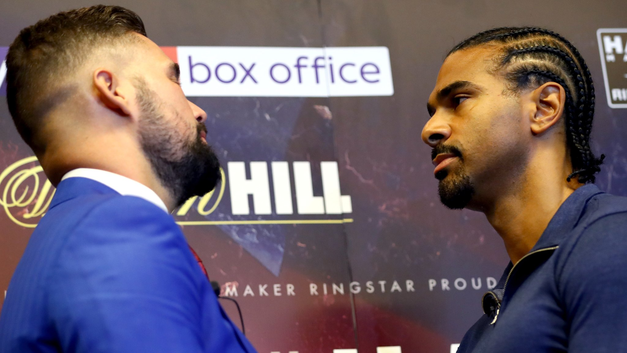 Rematch with Bellew postponed after Haye slips on stairs
