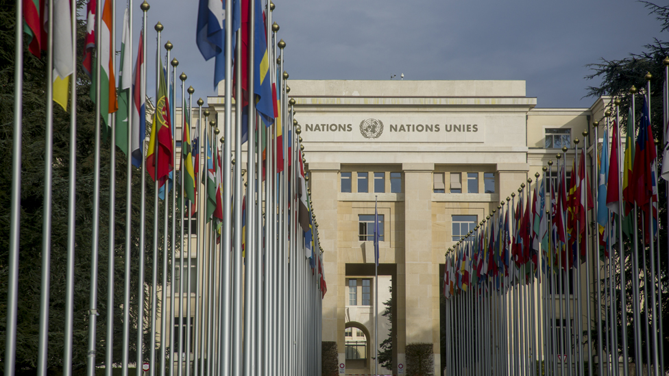 United Nations: Survey finds third of workers sexually harassed