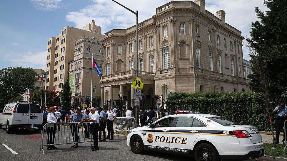 Estados Unidos expulsó a dos diplomáticos cubanos en mayo pasado, a menos de dos años del restablecimiento de las relaciones bilaterales.