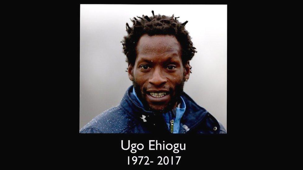 Ugo Ehiogu: Football world remembers 'inspirational' player