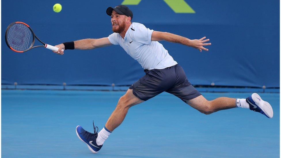 الجدل الذي أثارته مشاركة لاعب اسرائيلي في بطولة قطر المفتوحة للتنس