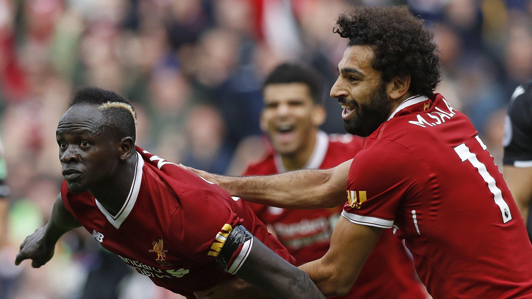<![CDATA[Liverpool beat Crystal Palace 1-0]]>