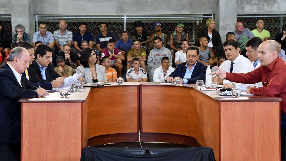 Debate de candidatos a la presidencia de Costa Rica.