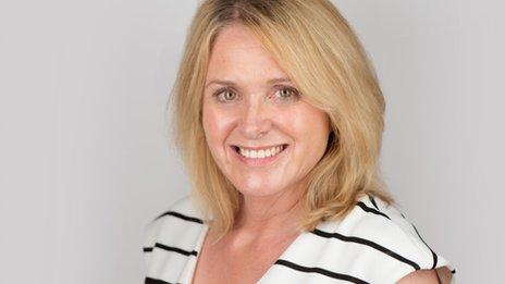 Head of BBC Weather, Liz Howell