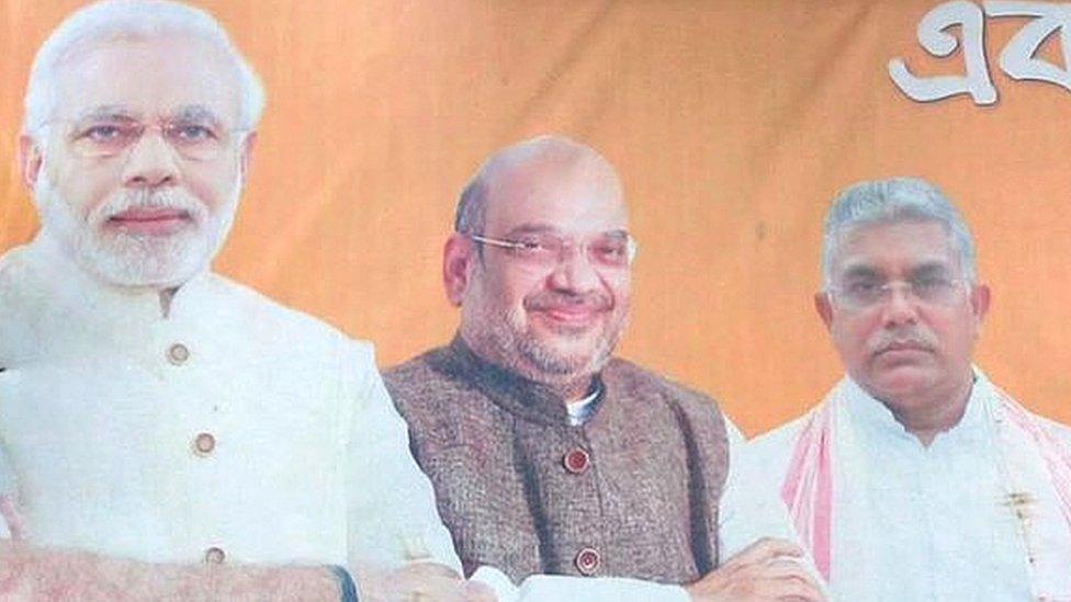 लोकसभा चुनाव 2019: पश्चिम बंगाल में उधार के उम्मीदवारों के भरोसे बीजेपी