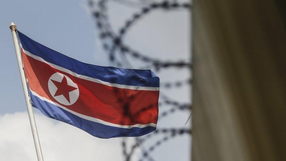 North Korea condemns latest US sanctions   BBC