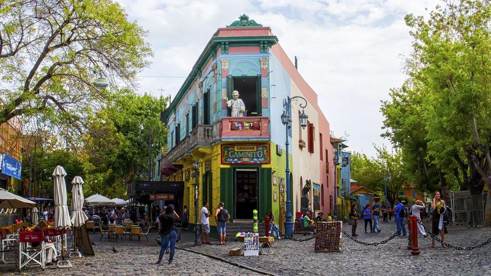 Buenos Aires tiene la mejor posición entre las ciudades de América Latina.