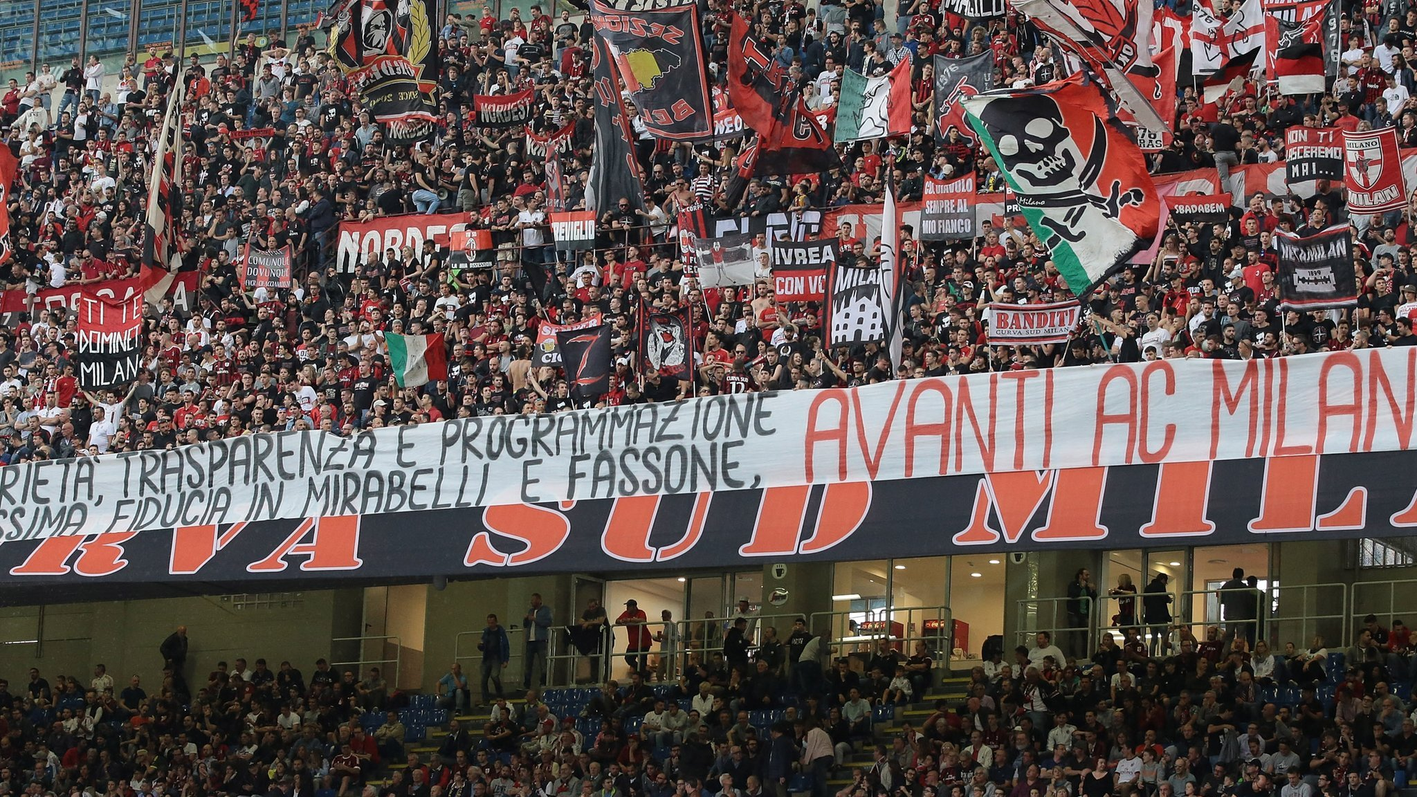 AC Milan banned from Europe for one year for Financial Fair Play breach