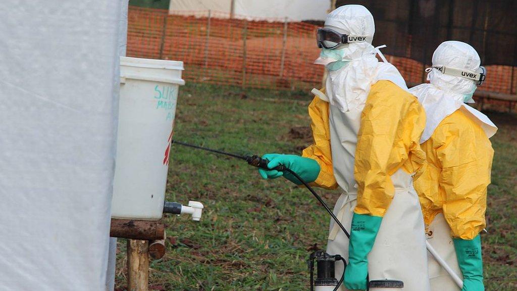 5 choses à savoir sur Ebola en RDC