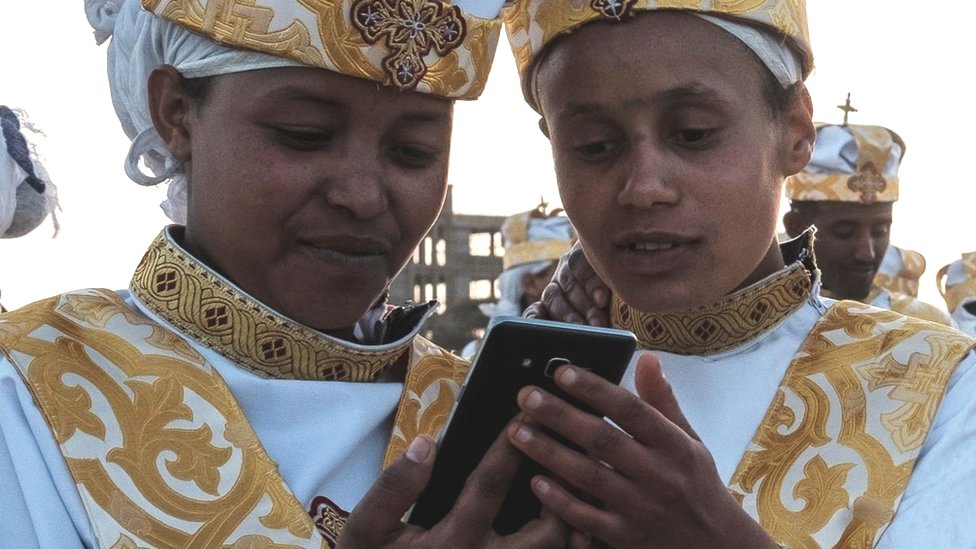 Ethiopia anger over texting and internet blackouts