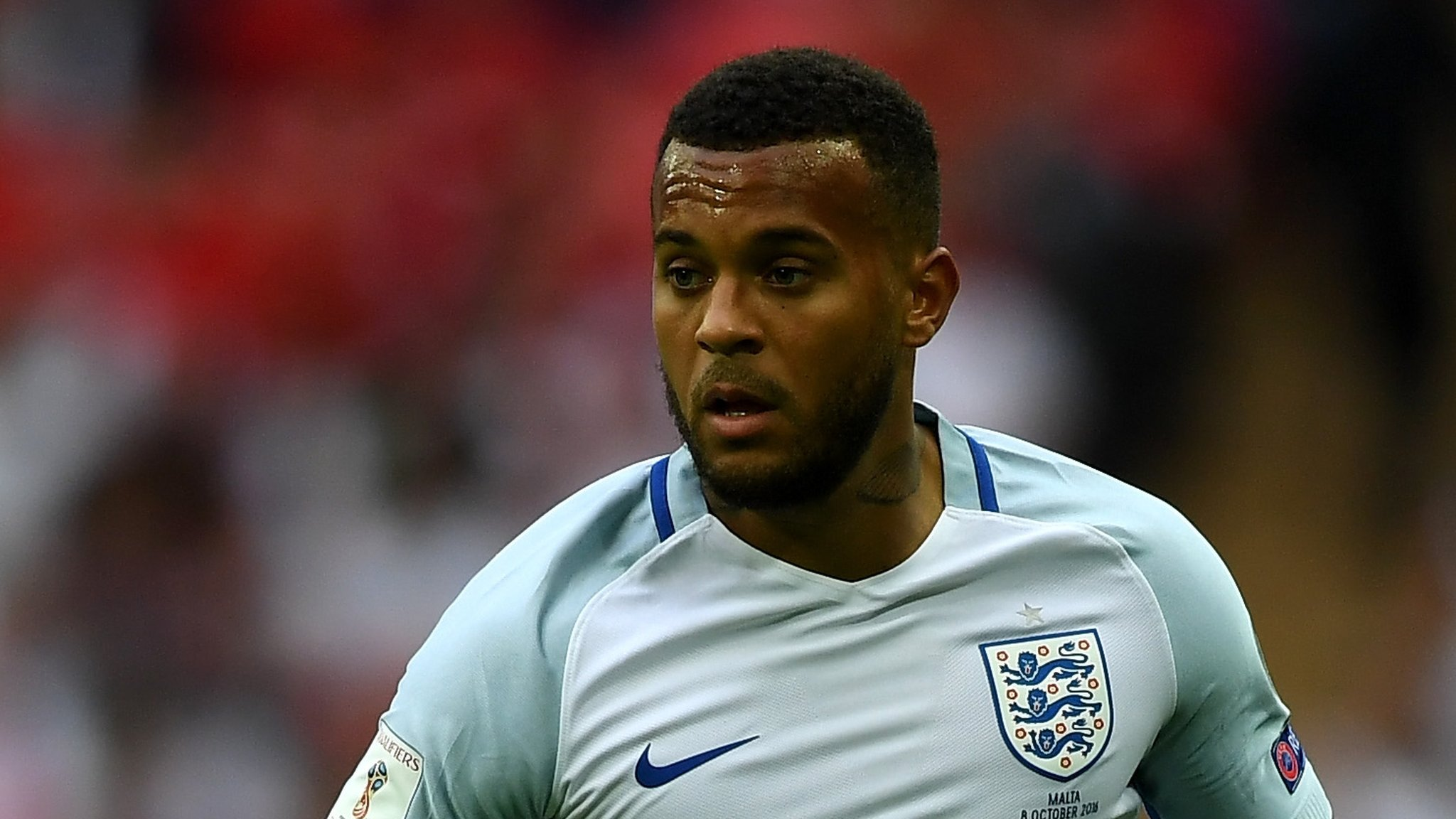 Southampton defender Bertrand out of England squad through injury