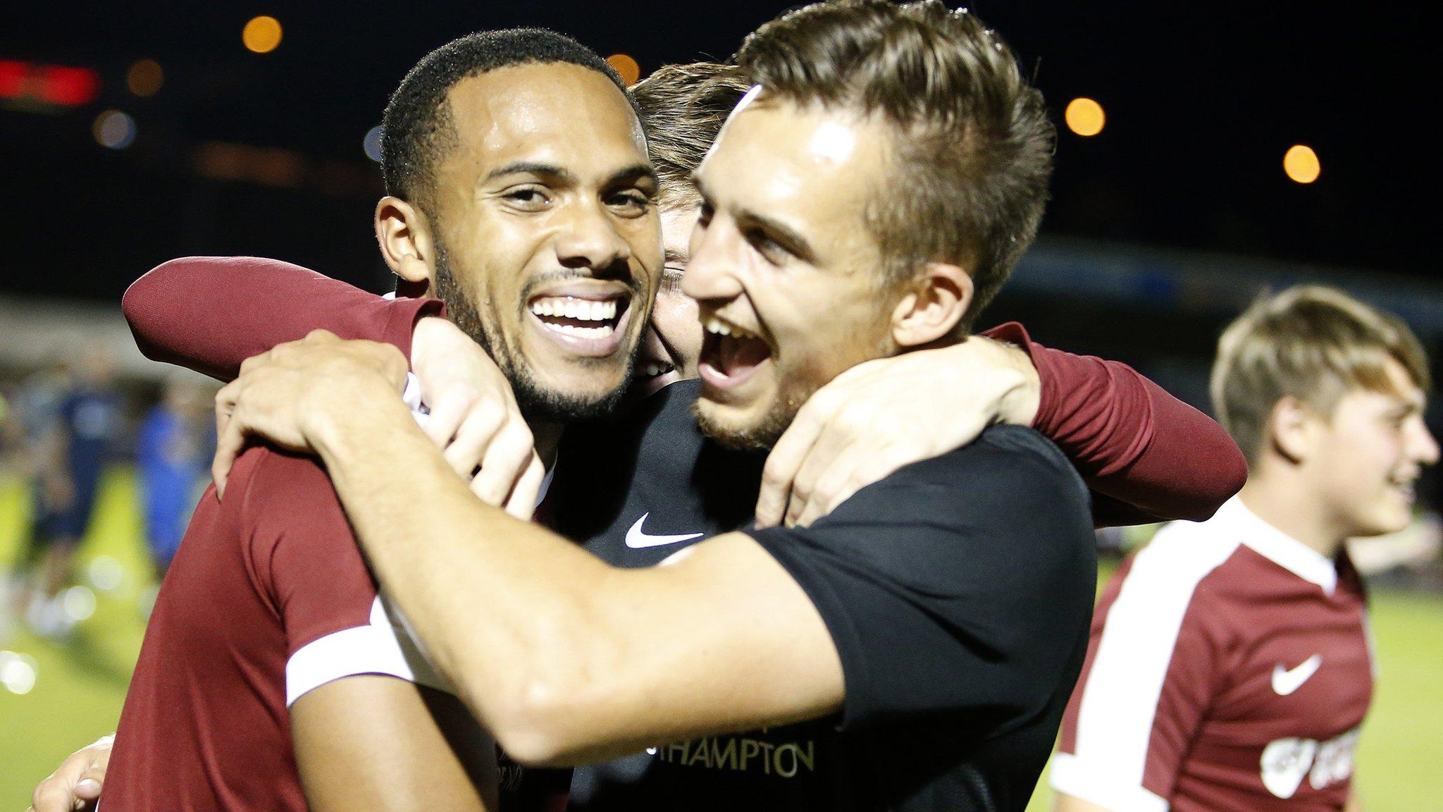 Northampton to host Man Utd in EFL Cup third round