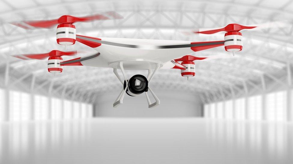 Indoor drone