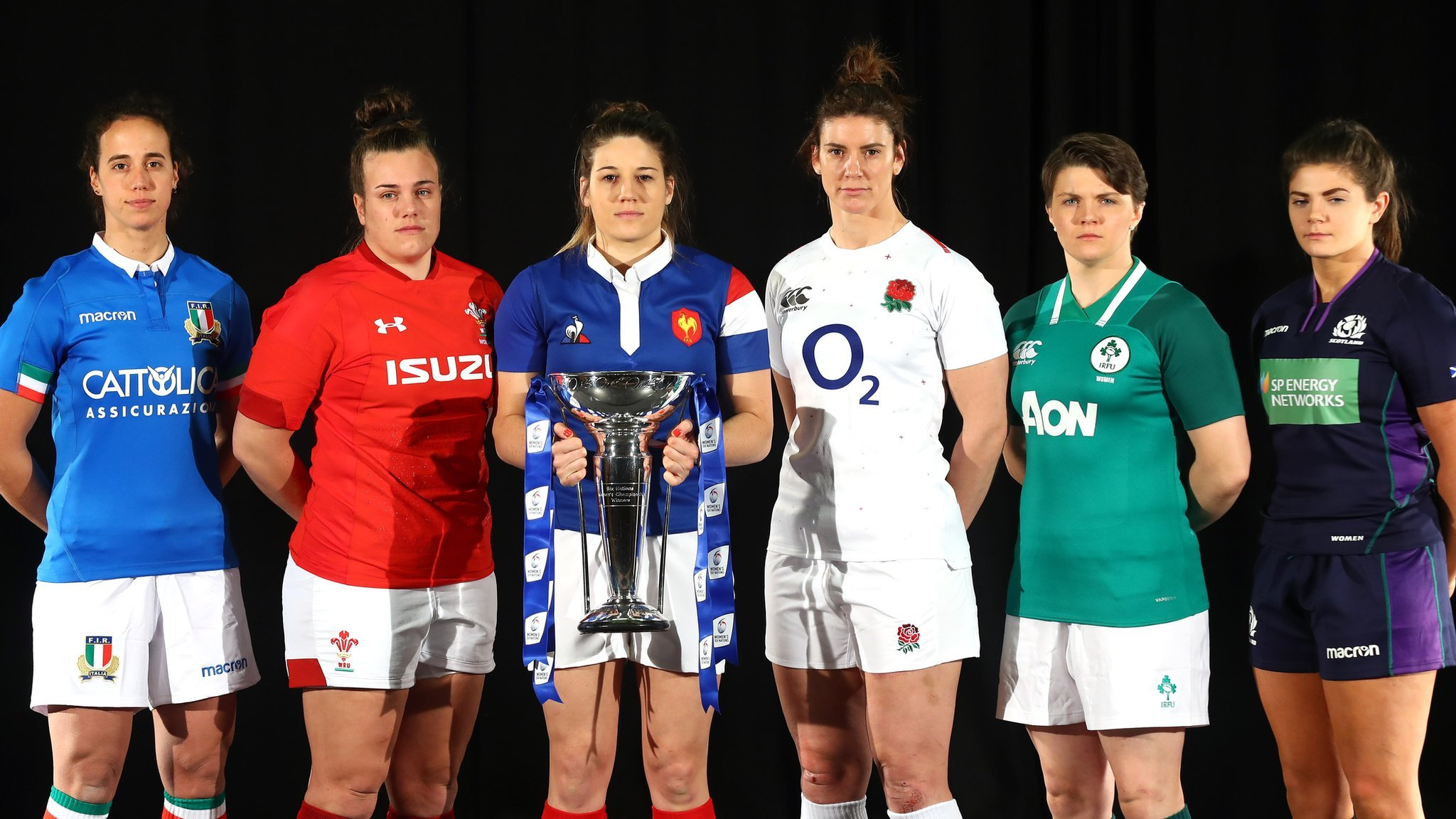 England have target on backs in Women's Six Nations