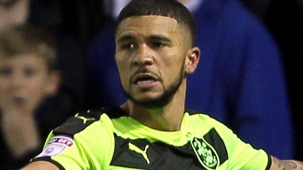 Sheffield Wednesday 1-1 Huddersfield Town (agg: 1-1, 3-4 Pen)