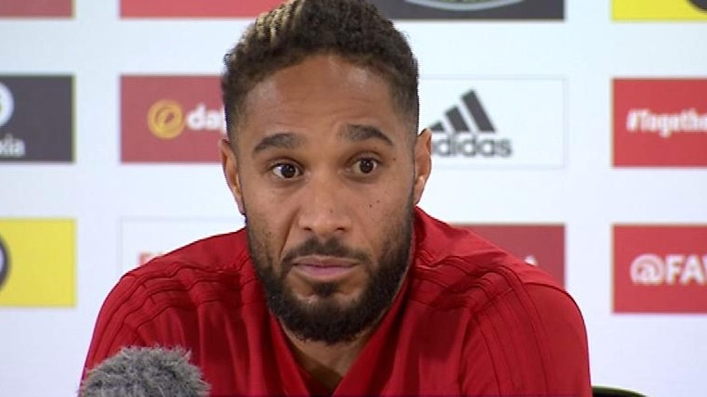 Ashley Williams: Wales 'want to finish off properly' in Nations League