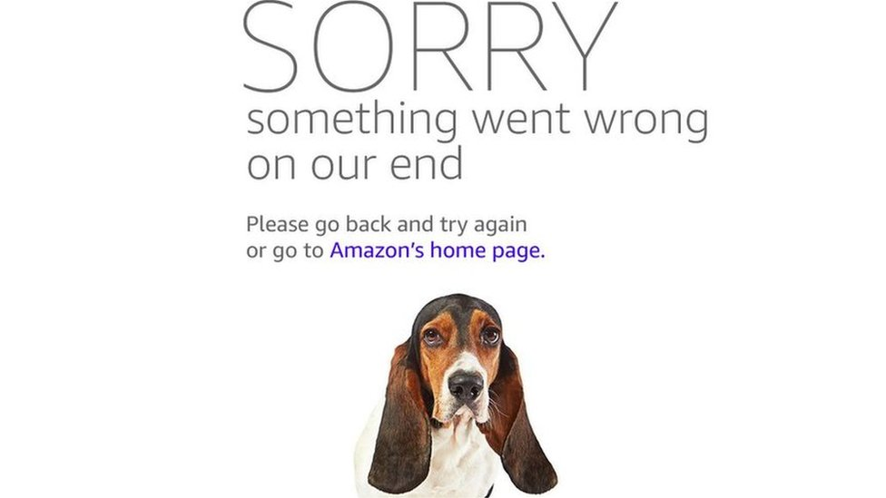 Amazon faces web issues around the world on Prime Day | BBC