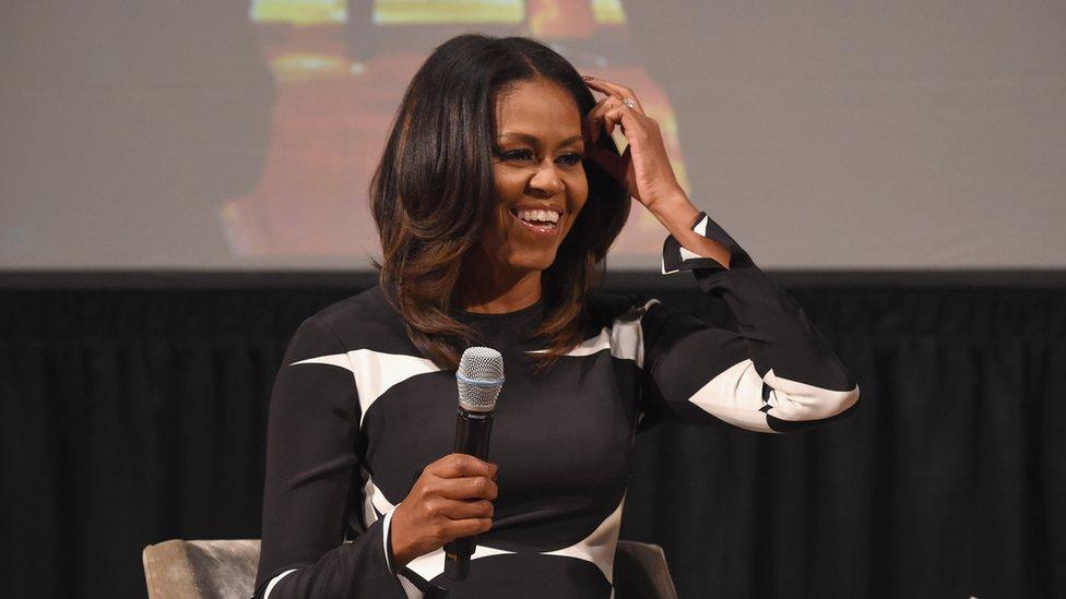 Michelle Obama publie ses mémoires