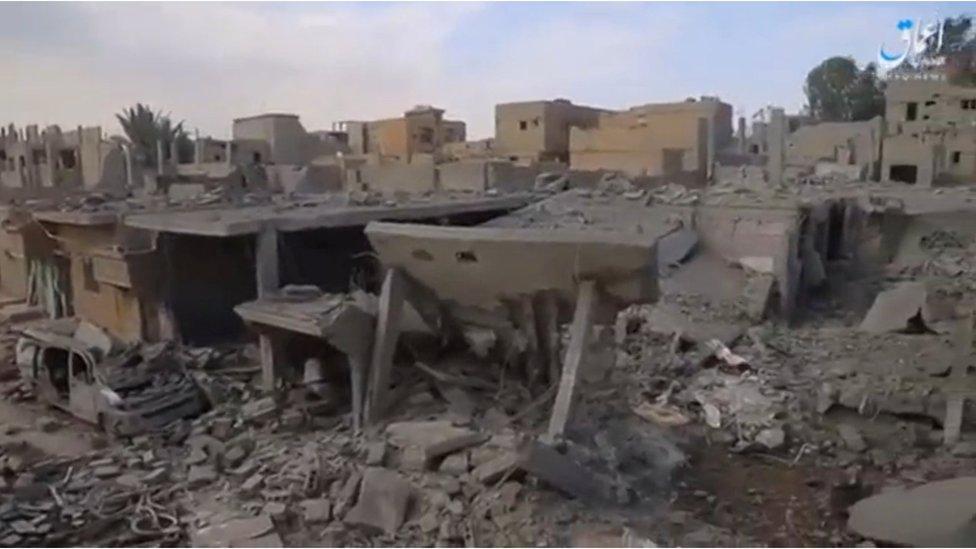 دمار وخراب وموت في سوريا