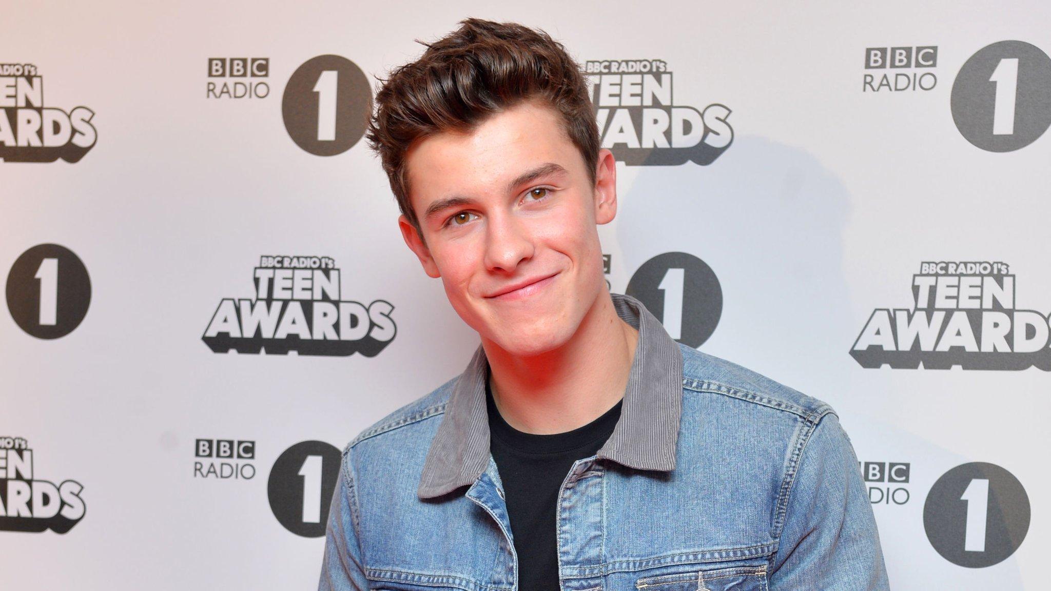 Shawn Mendes wins big at the Radio 1 Teen Awards