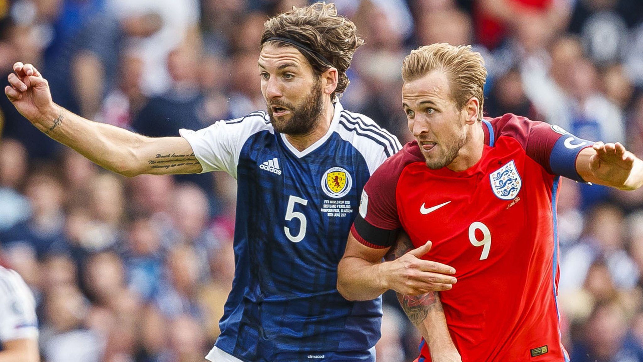 Scottish FA 'open' to joint 2030 World Cup bid