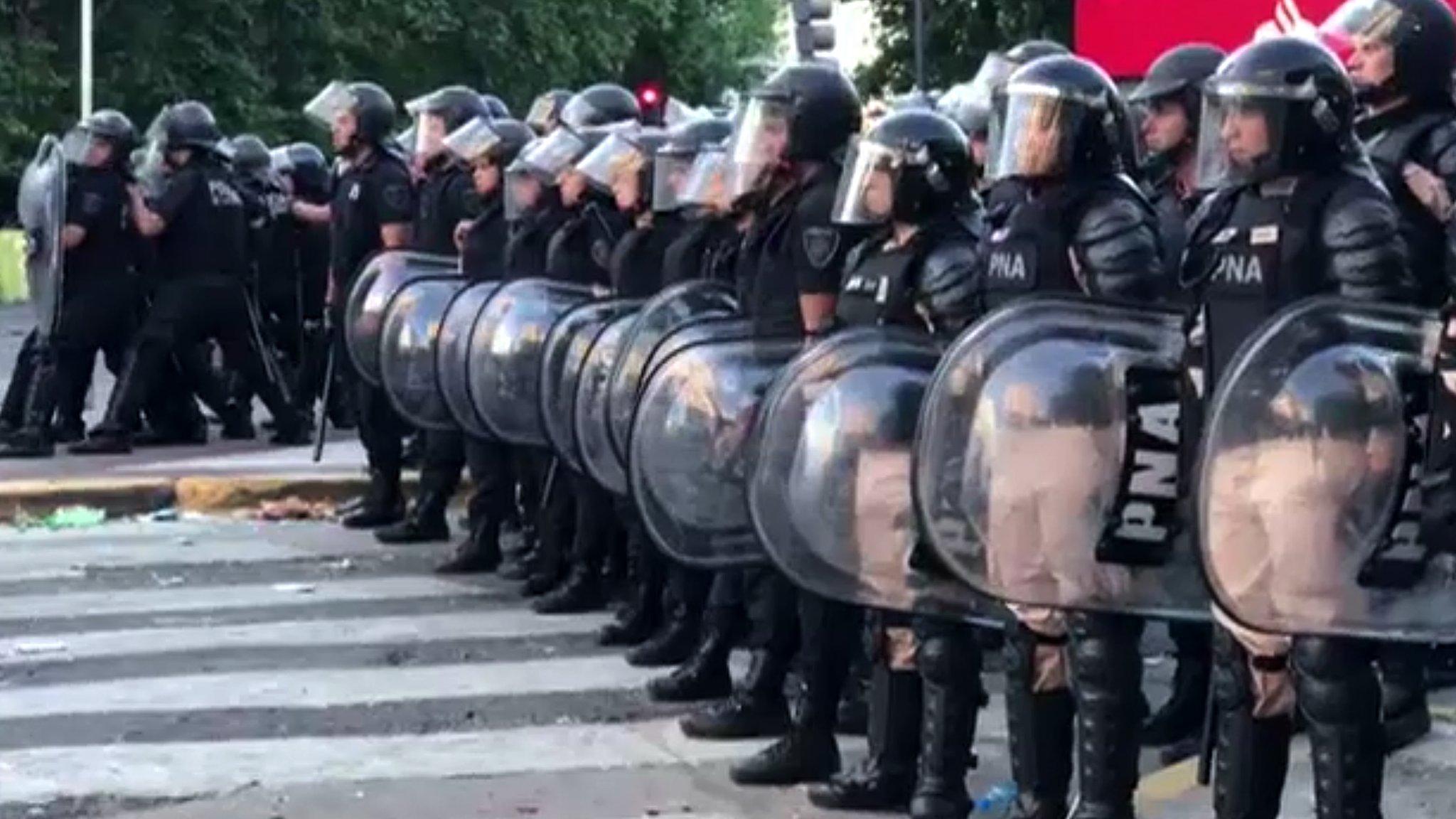 River Plate v Boca Juniors: Postponed Copa Libertadores final second leg will not be held in Argentina
