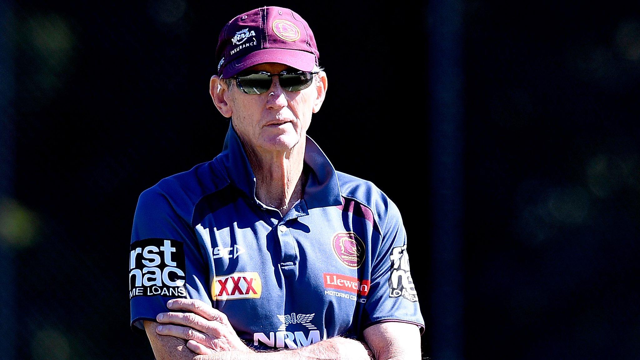 Wayne Bennett: England head coach sacked by Brisbane Broncos
