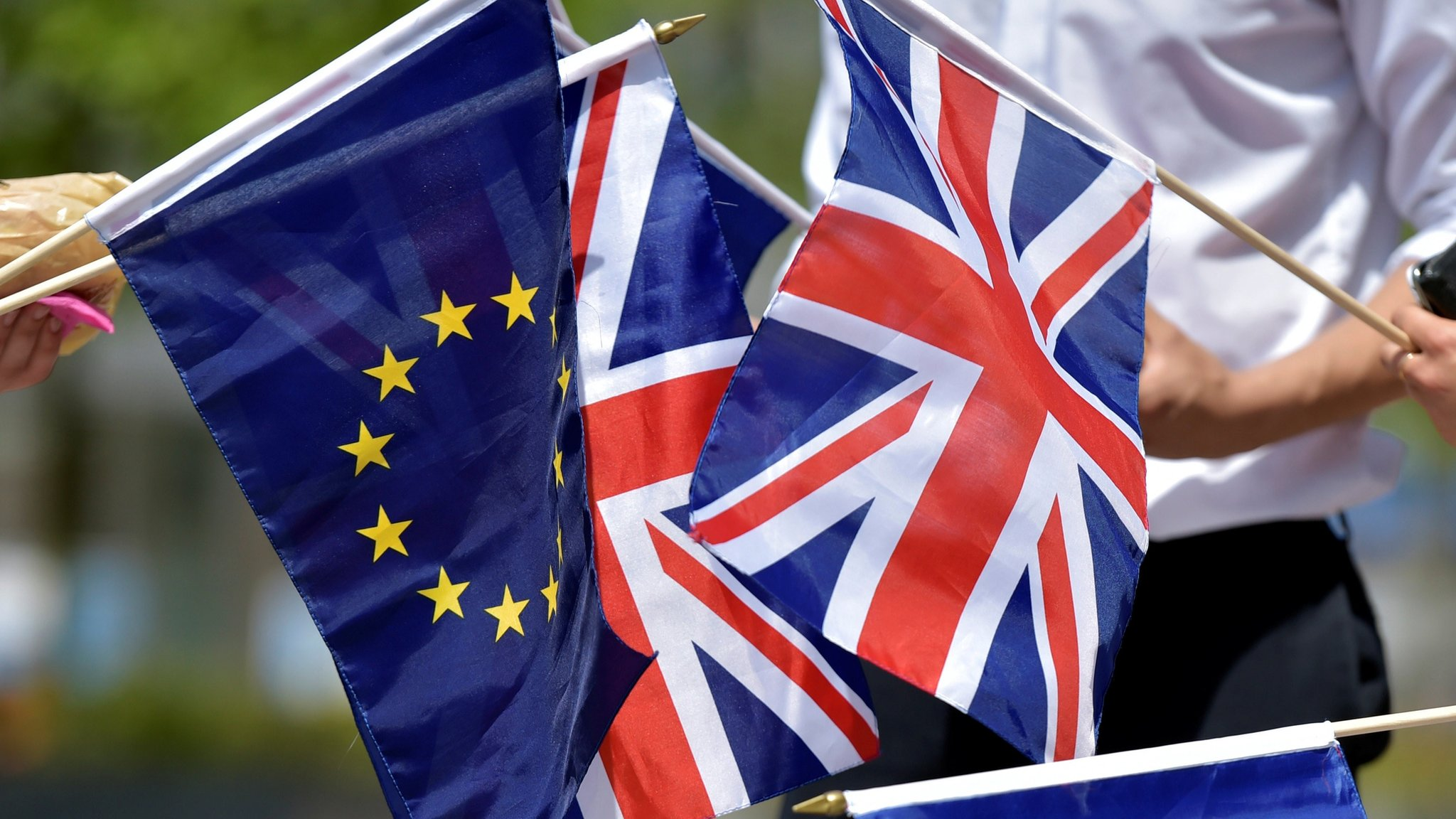 Brexit's uncharted territory: Can the EU save itself?