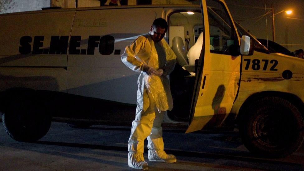 No se ha precisado el número real de muertos por el enfrentamiento en Chihuahua.