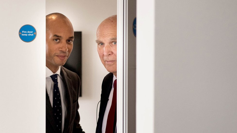All change (again) for Umunna
