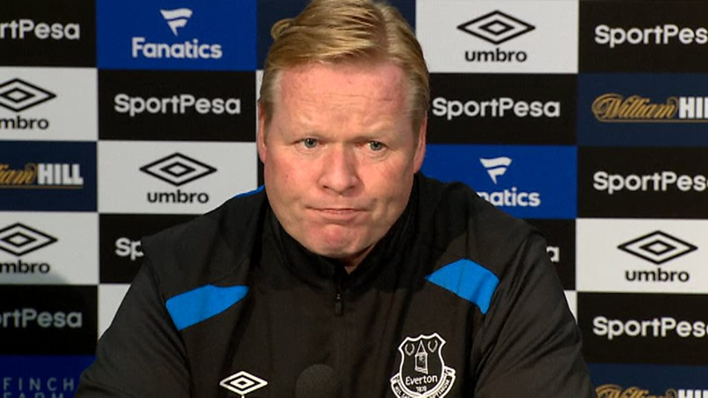Everton boss Ronald Koeman: Gylfi Sigurdsson is 'one of the best' in the Premier League