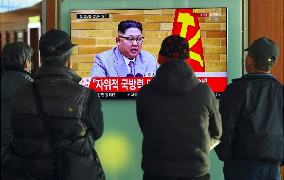 "Kim Kong-un señaló que su país debe concentrarse en producir cabezas nucleares ""en masa""."