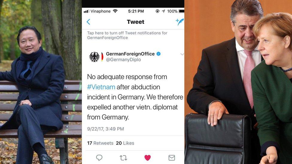 Đức trục xuất thêm một nhà ngoại giao VN