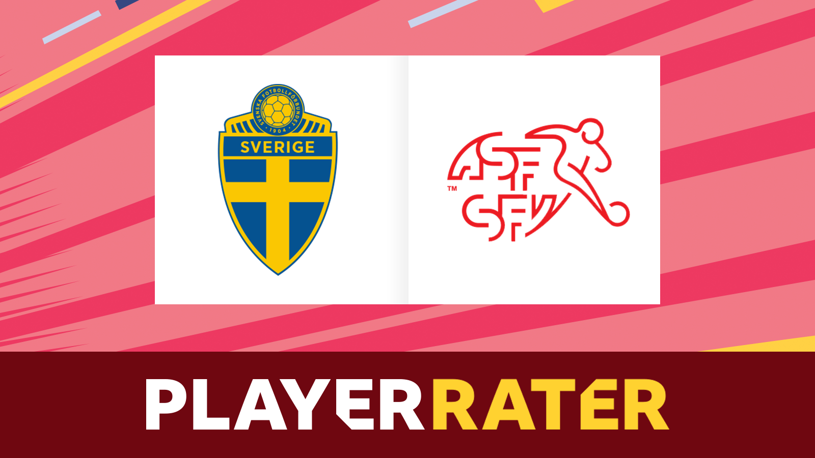 World Cup: Sweden v Switzerland - rate the players