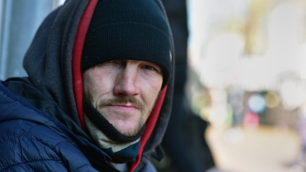 Chelmsford's homeless community voices shock at man's doorway death