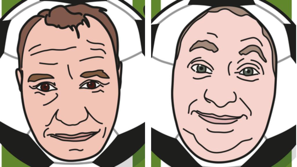 Lawro v Bob Mortimer & Andy Dawson - how did they do?