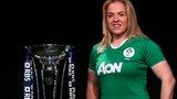 Ireland women captain Niamh Briggs