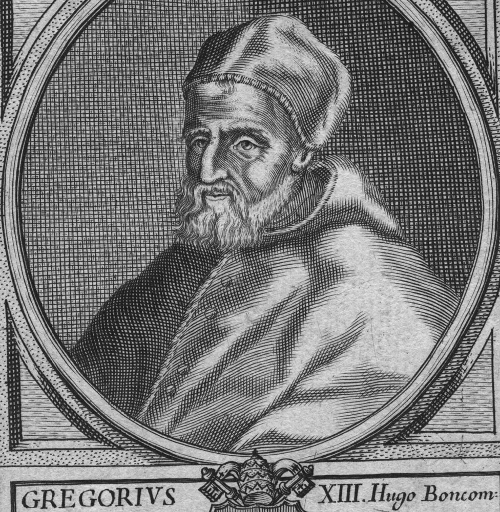 El calendario gregoriano fue impulsado por el papa Gregorio XIII y por eso los países no católicos se resistieron a implementarlo.